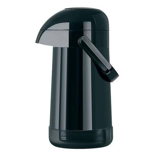 Garrafa Térmica Magic Pump 500Ml Preta - Termolar