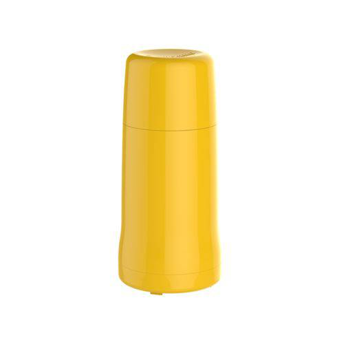 Garrafa Termica Onix 250ml Amarela