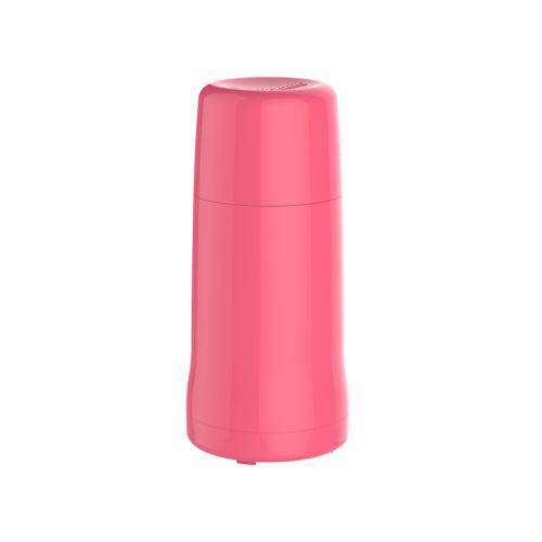Garrafa Termica Onix 250ml Rosa