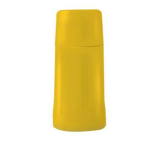 Garrafa Térmica Soprano Onix Amarelo 250ml