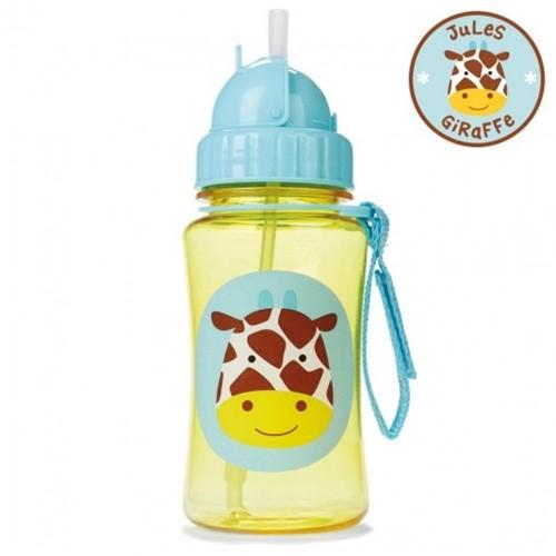 Garrafinha Skip Hop Zoo Girafa 252315 Amarelo