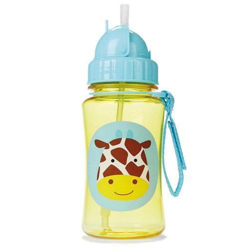 Garrafinha Skip Hop Zoo - Girafa