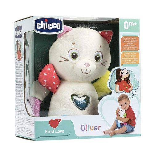Gatinho Musical Oliver First Love Chicco 000794
