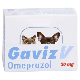 Gaviz V Omeprazol Agener 20mg C/ 50 Comprimidos