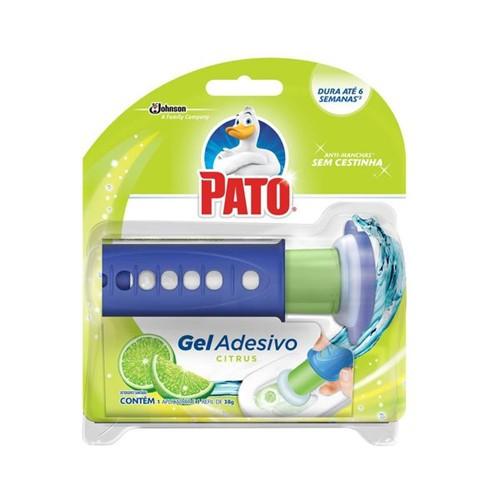 Gel Adesivo Sanit Pato C/6 Discos Citrus