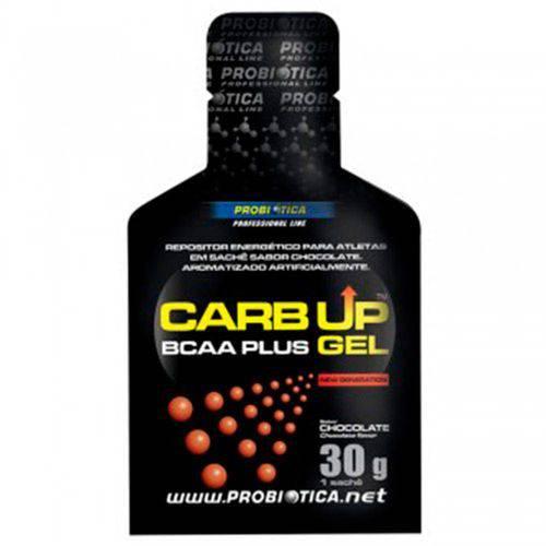 Gel Carb Up Gel Probiotica 30g Baunilha