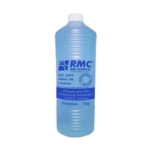 Gel Contato Clínico Frasco 1kg Rmc - Azul