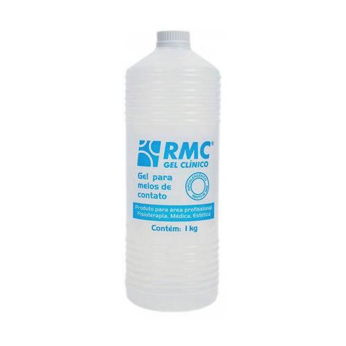 Gel Contato Clínico Frasco 1kg Rmc - Transparente