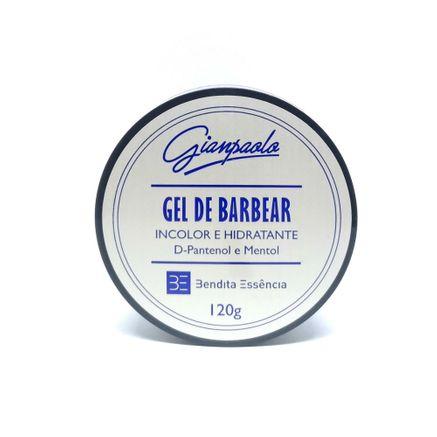 Gel de Barbear Gianpaolo Bendita Essência - 120g