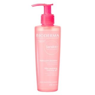 Gel de Limpeza Facial Bioderma - Sensibio Gel Moussant 200ml