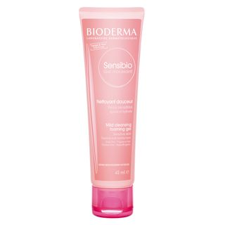 Gel de Limpeza Facial Bioderma - Sensibio Gel Moussant 45ml
