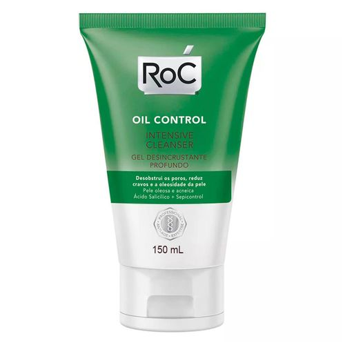 Gel de Limpeza Facial Roc Oil Control Intensive Cleanser 150ml