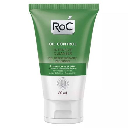 Gel de Limpeza Facial Roc Oil Control Intensive Cleanser 60ml