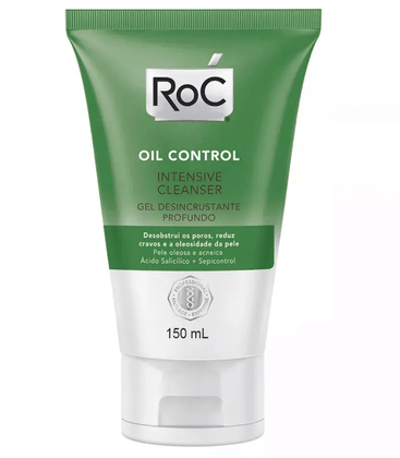 Gel de Limpeza Roc Oil Control Intensive Cleanser 150ml