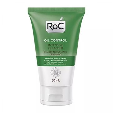 Gel de Limpeza Roc Oil Control Intensive Cleanser 60ml