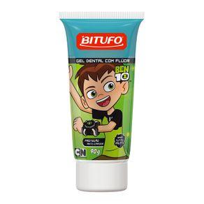 Gel Dental Bitufo Ben 10 Tutti Frutti com 90g