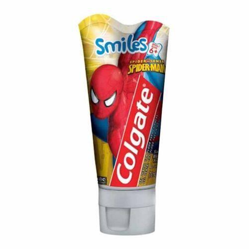 Gel Dental Colgate Júnior Spider Man 100g