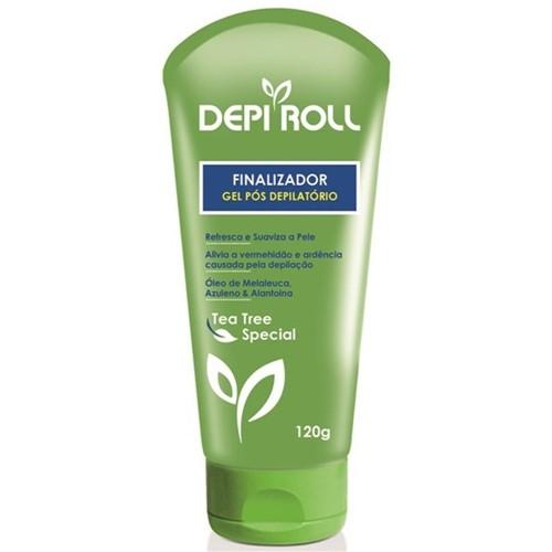 Gel DepiRoll Hidratante Pós Depilação 120g