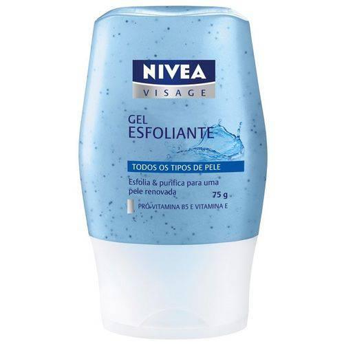 Gel Esfoliante Nívea Visage 75g -81124