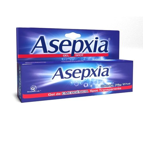 Gel Facial Spot Asepxia - 28g