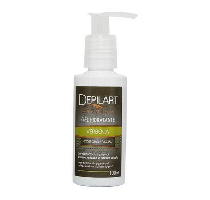 Gel Hidratante Premium Verbena 100ml - Depilart
