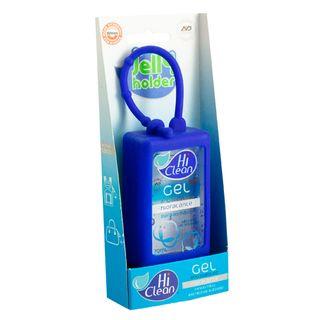 Gel Higienizador Antisséptico Hi Clean - Holder Blister Extrato de Algodão 70ml