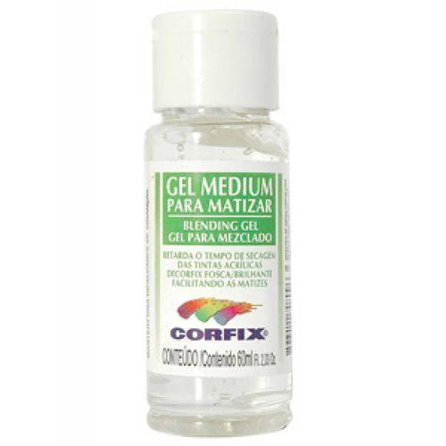 Gel Medium P/ Matizar Corfix 60Ml