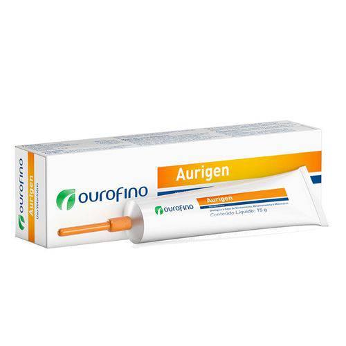 Gel para Tratamento Otológico Ourofino Aurigen 15g