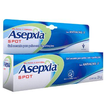 Gel Secativo Antiacne Aspxia Spot 28g