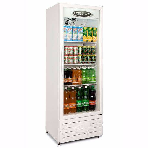 Geladeira Expositora Bebidas Erv400 Conservex