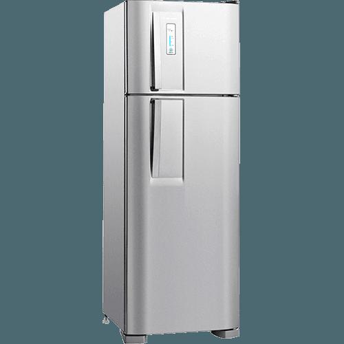 Geladeira / Refrigerador Electrolux Frost Free DF36X 310L - Inox