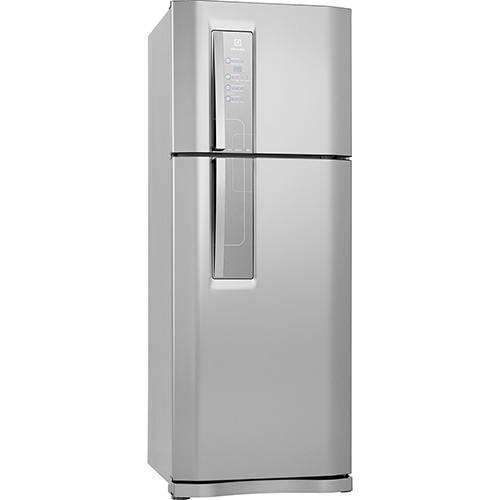 Geladeira/Refrigerador Electrolux Frost Free Duplex - DF51X - 427 Litros- 110/220V - Inox