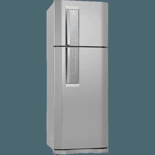 Geladeira/Refrigerador Electrolux Frost Free Duplex DF52X - 459 Litros - Inox