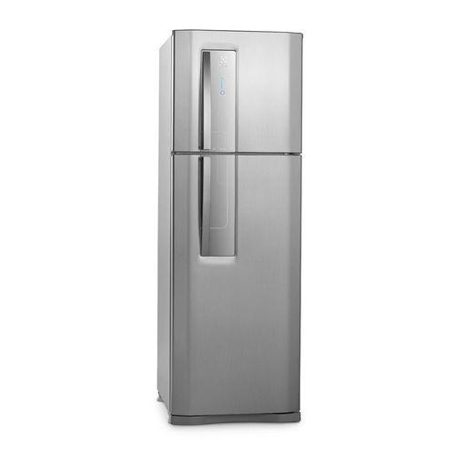 Geladeira/Refrigerador Frost Free Inox 382L Electrolux(DF42X) 220V