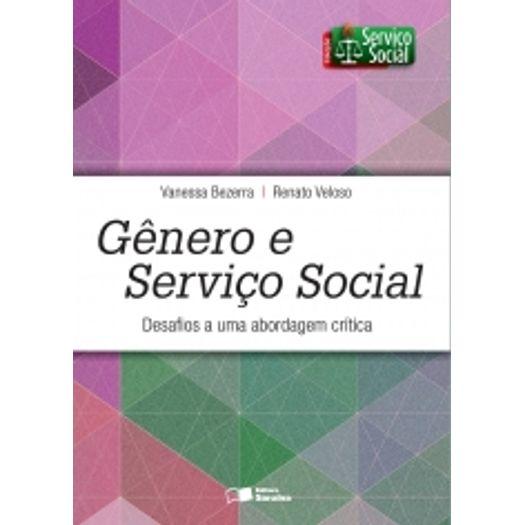 Genero e Servico Social - Saraiva