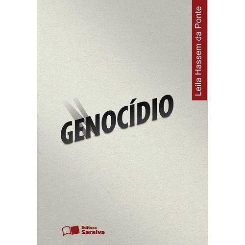 Genocídio 1ª Ed