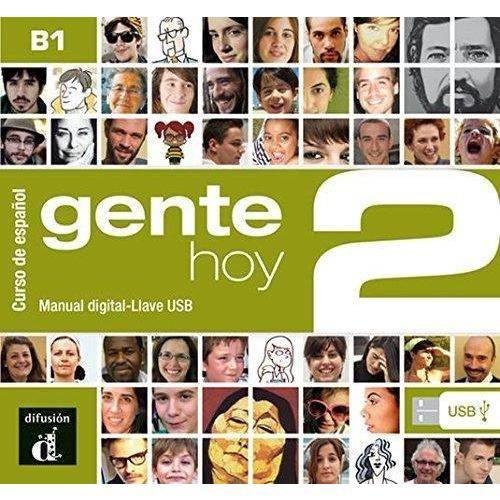Gente Hoy 2 - Biblioteca USB