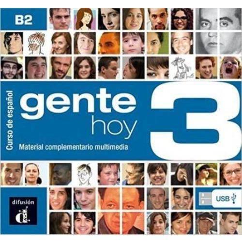 Gente Hoy 3 - Biblioteca USB