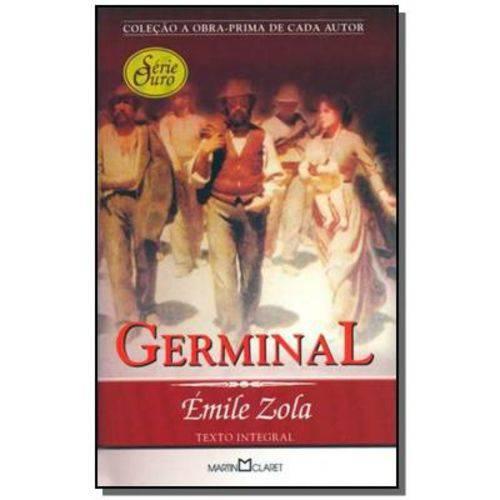 Germinal - Colecao a Obra-prima de Cada Autor - se