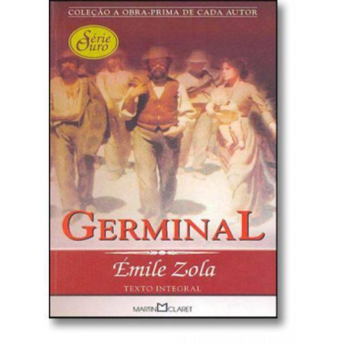 Germinal - Coleção a Obra-prima de Cada Autor - Série Ouro