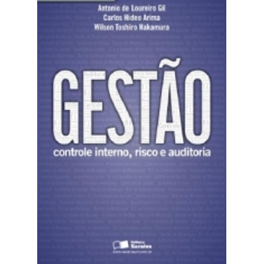 Gestao - Controle Interno Risco e Auditoria - Saraiva