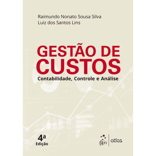 Gestao de Custos - Lins - Atlas