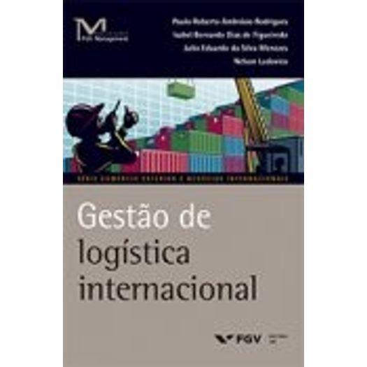 Gestao de Logistica Internacional - Fgv