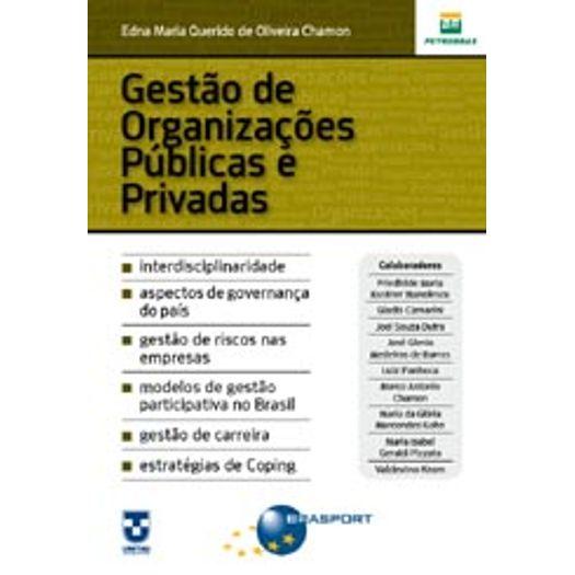 Gestao de Organizacoes Publicas e Privadas - Brasport