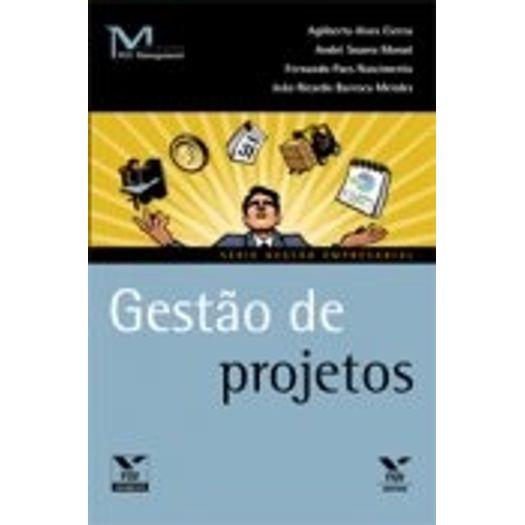Gestao de Projetos - Fgv