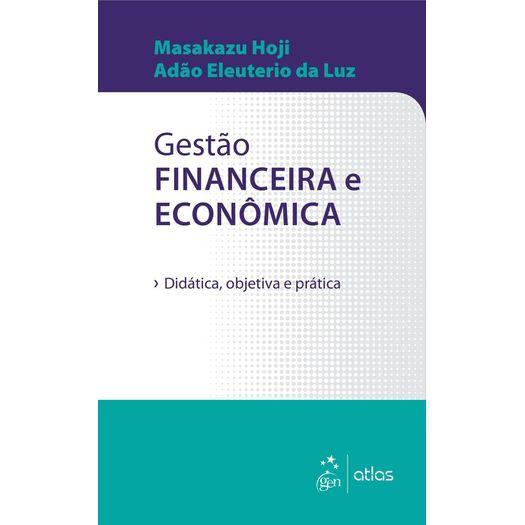 Gestao Financeira e Economica - Atlas