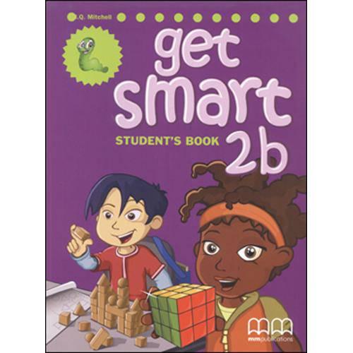Get Smart 2b - Students Book - Split Edition