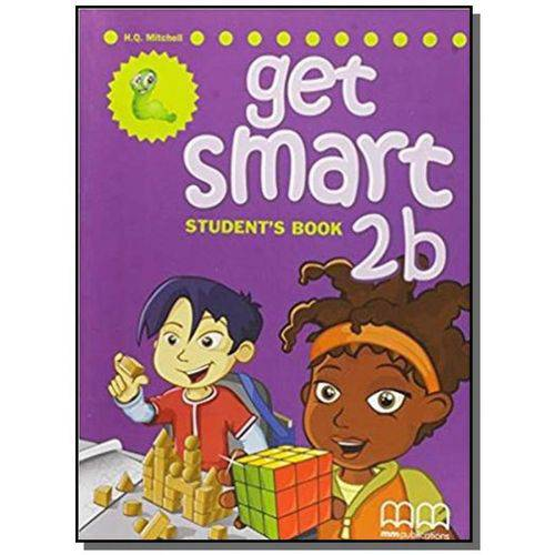 Get Smart 2b - Students Book