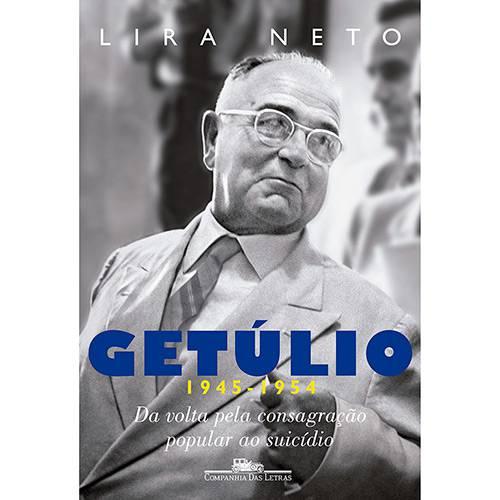 Getulio 1945-1954 1ª Ed