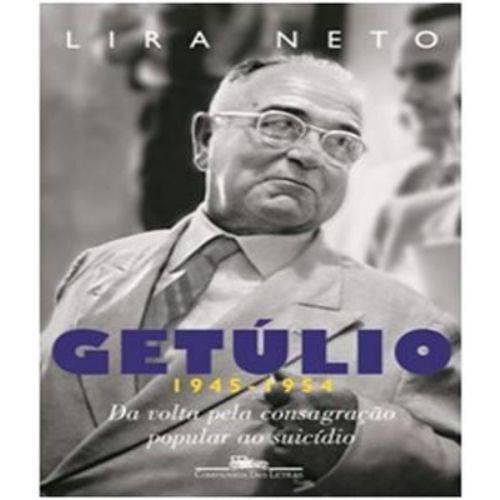 Getulio - 1945-1954 - Vol 03
